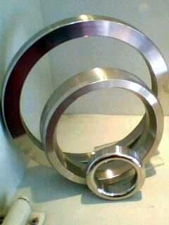 金属八角环