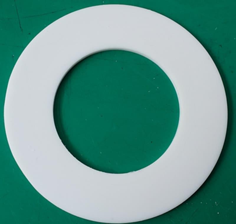 生产定制各种规格型号四氟垫片
