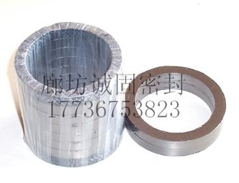 生产各种型号石墨填料环