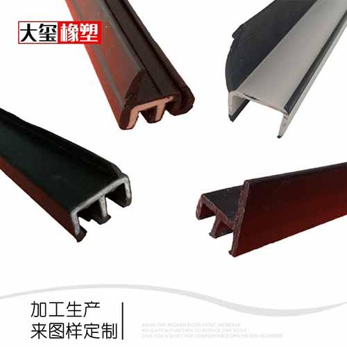 电动车窗户密封条PVC橡塑材质