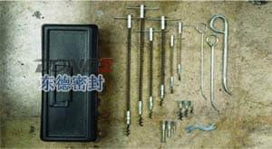 美国进口UTEX标准型盘根工具箱