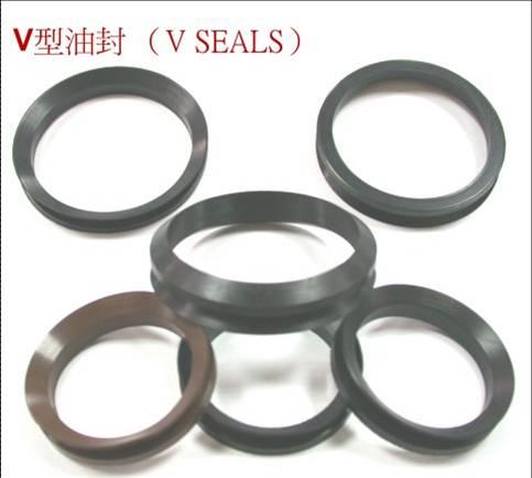 氟橡胶材质VA型水封