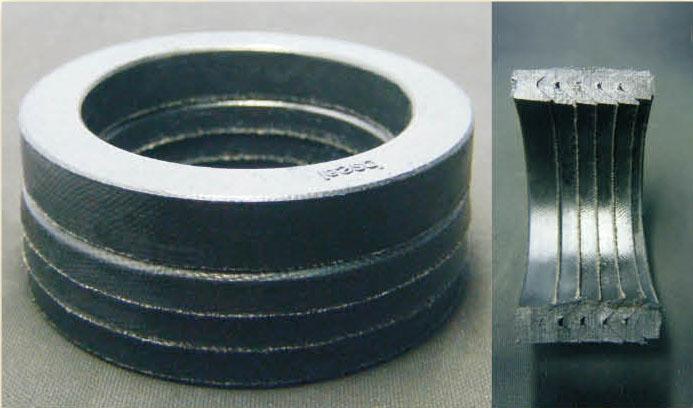 HG4-337-66标准V型夹布密封圈