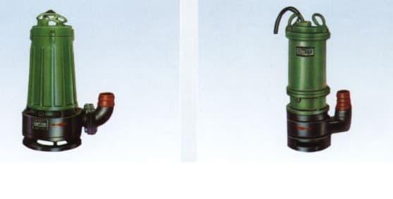 WQK,WQG带切割装置排污泵