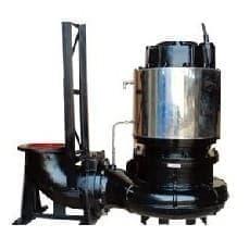 WQR热水耐高温潜水排污泵
