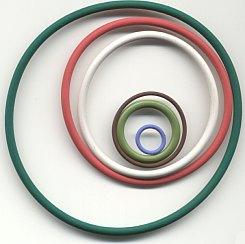 耐高温4D-P系列氟胶O型圈