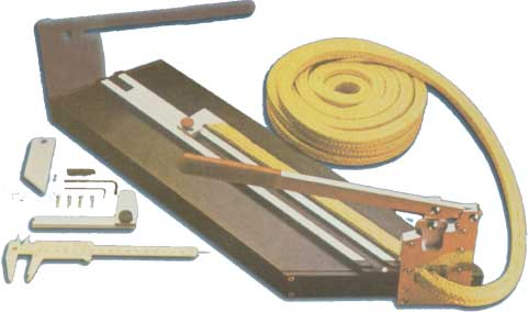 闸式盘根切割工具