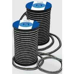 供应TFS型碳纤维聚四氟乙烯纤维编织填料(盘根)