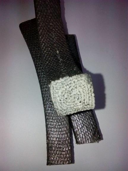 石棉橡胶布卷盘根