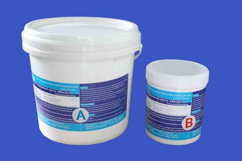 高强度坚韧型环氧结构胶