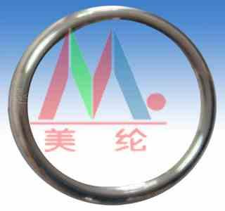 供应椭圆形金属环垫