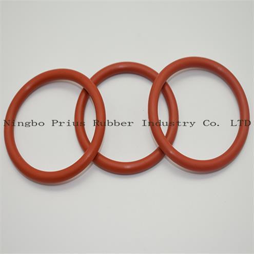 进口硅胶O型圈橡胶密封圈