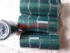 供应绿色硅胶防静电胶带
