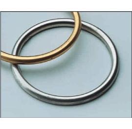 金属空心O/C型圈可电镀处理