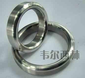 油井密封用椭圆环垫不锈钢垫环