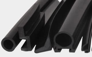 汽车建筑们窗用橡胶纯胶型密封条