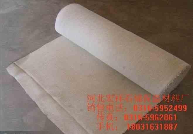 机纺石棉布