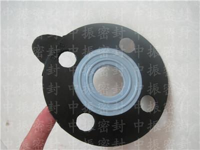 供应安徽蚌埠四氟夹包橡胶垫片