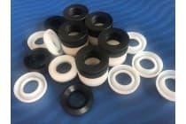 阀杆V型组合密封圈四氟碳纤维填料