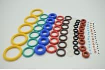 耐极性溶剂硅胶O型圈
