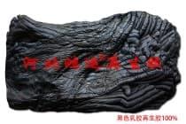 高指标黑色乳胶再生胶