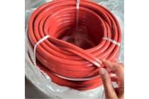 高温硅胶密封条 定制实心红色异型硅胶条密封条